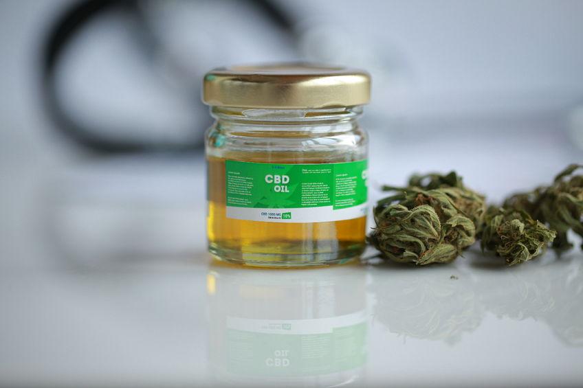 CBD oil for pain management
